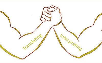 Difference between Interpreting and Translating